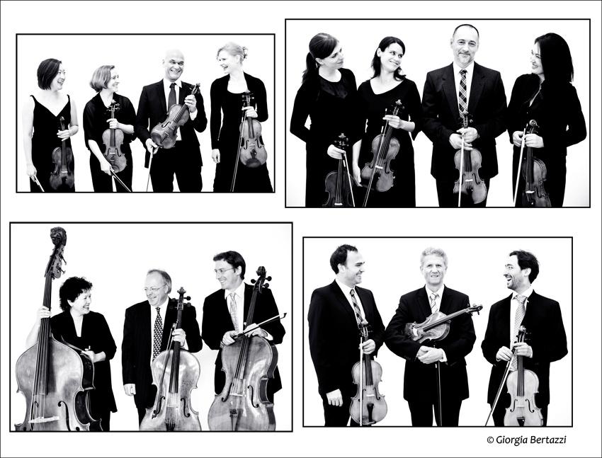 Camerata Bern Collage