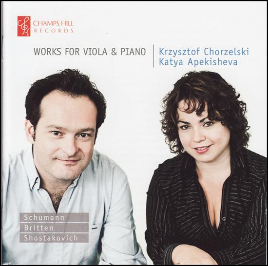 Krzysztof Chorzelski & Katya Apekisheva