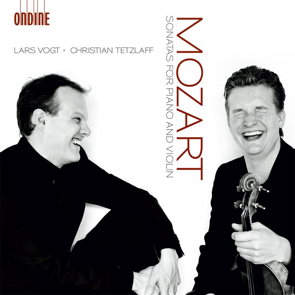 Christian Tetzlaff, Lars Vogt Mozart Sonatas for Piano & Violin