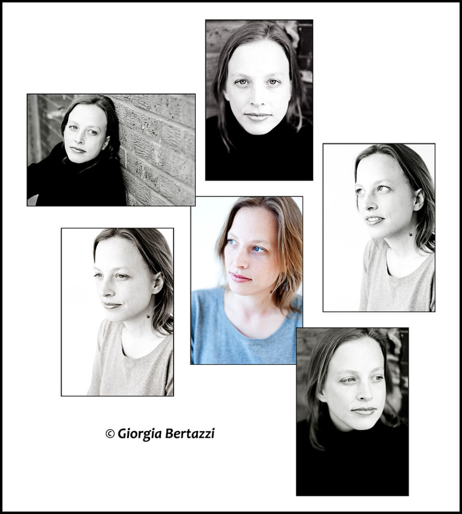 Sabine Bergk, Author photo by Giorgia Bertazzi
