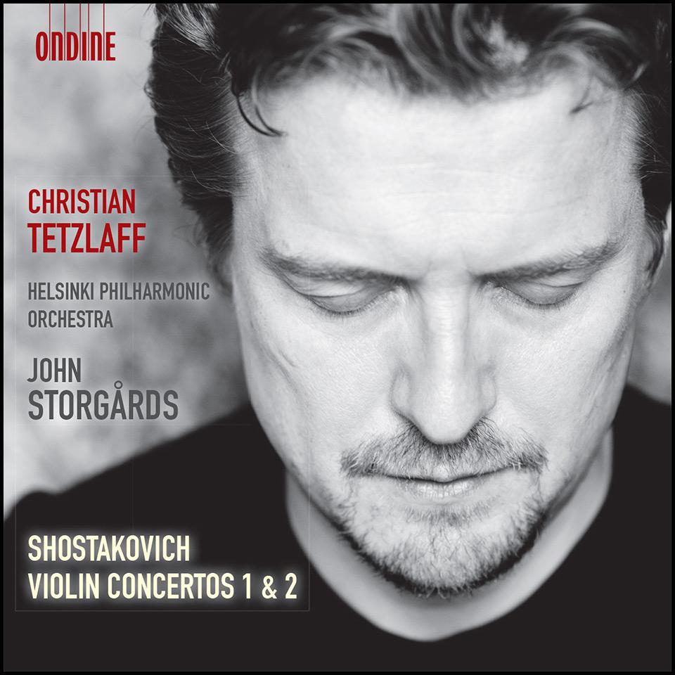 Christian Tetzlaff Shostakovich Violin Concertos 1 & 2